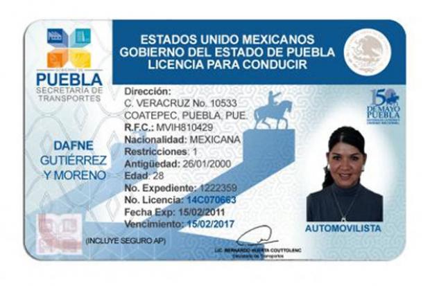 Inicia Trámite De Licencia Para Conducir Permanente